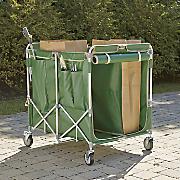 4-Bag Lawn/Leaf Cart