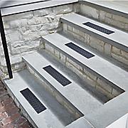 set of 4 non slip stair treads