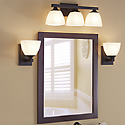 helix 3 light vanity
