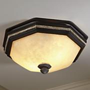 Belle Mead Bath Fan and Light by Hunter