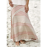 sensational stripe skirt