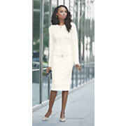 Barbizon Skirt Suit and Shoes