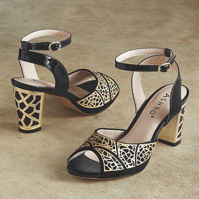 Nayden Textured Sandal