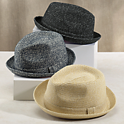 joey fedora hat by country gentleman