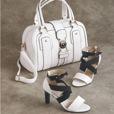 Malika Bag and Sandal