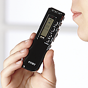 digital voice recorder by coby