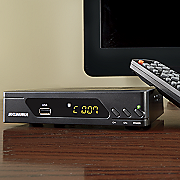 atsc digital converter box with dvr by sylvania