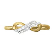 diamond infinity ring 112