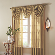 Nikki Faux Silk Window Treatments