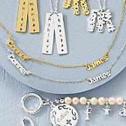 Mini Name Necklace