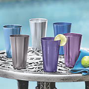Set of 6 Wonderland Tumblers