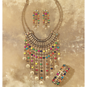 Multicolor Bead Jewelry