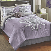 anthea comforter set and pillow