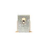 glitzy cross body bag