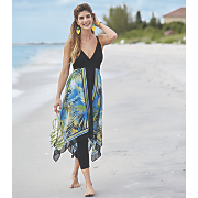 Palm Print Tunic