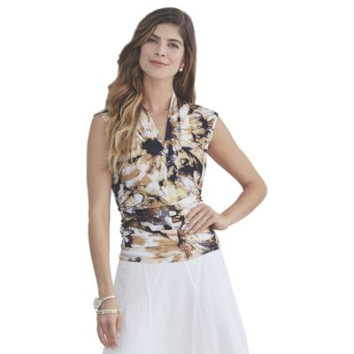 Muted Daisy Top