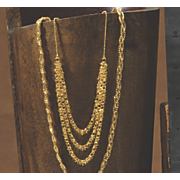 multi strand necklace 20
