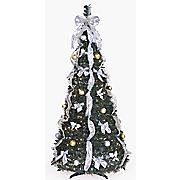 Lighted Pop-Up Tree