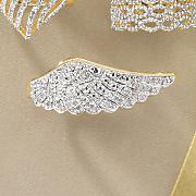 diamond wing ring