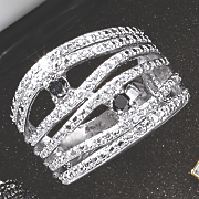 black diamond double catch ring