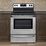 5 3 cu  ft  freestanding smooth top electric range by frigidaire 6