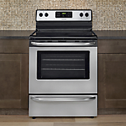 5.3 Cu. Ft. Freestanding Smooth Top Electric Range by Frigidaire