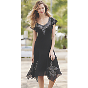 Faye Beaded Dress