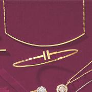 14k gold curve bar necklace