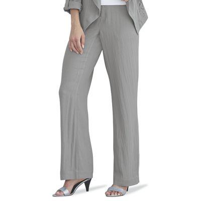 Linen-Look Pant