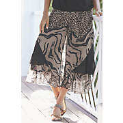 animal print gauchos 111