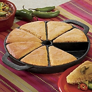 cast iron cornbread pan 54