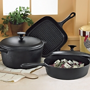 5-Piece Cast Iron Cookware Set