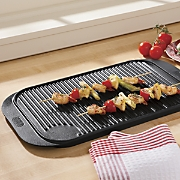 Pre-Seasoned Cast Iron Grill/Griddle Grill