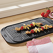 pre seasoned cast iron grill griddle grill