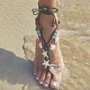 sealife foot jewelry