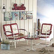 Steel Retro Furniture