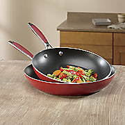 2 pc  skillet set by kitchenaid