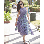 Shayna Print Dress