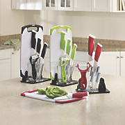 Cutlery Kitchen Knife Set Farberware Knives Amp Country Door