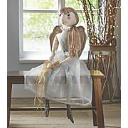 Seashore Angel Figurine