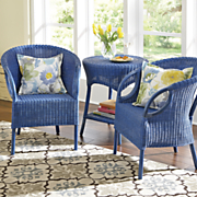 3 pc  wicker set