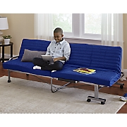 peacock blue folding bed