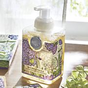 hydrangea hand soap