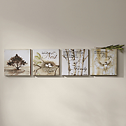 Set of 4 Family Canvas