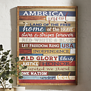 americana proud art
