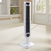36  tower fan with remote by lasko