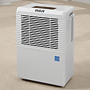 50  and 70 pint dehumidifiers by rca