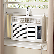 5 000   6 000 btu window a c units with digital controls by haier