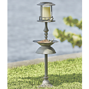 standing bird feeder
