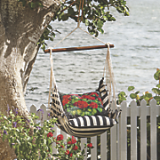 geranium hammock swing
